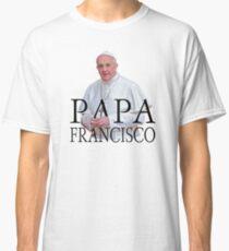 Papa Francisco Pope Francis Classic T-Shirt