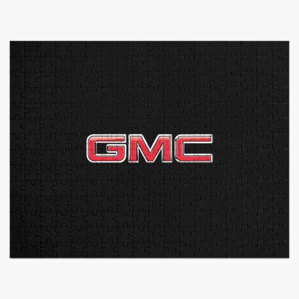 BEST SELLING - GMC Jigsaw Puzzle