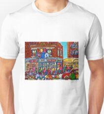 VINTAGE MONTREAL BAGEL SHOP T-Shirt