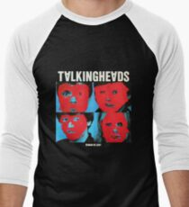 Talking Heads - Remain in Light Men's Baseball ¾ T-Shirt