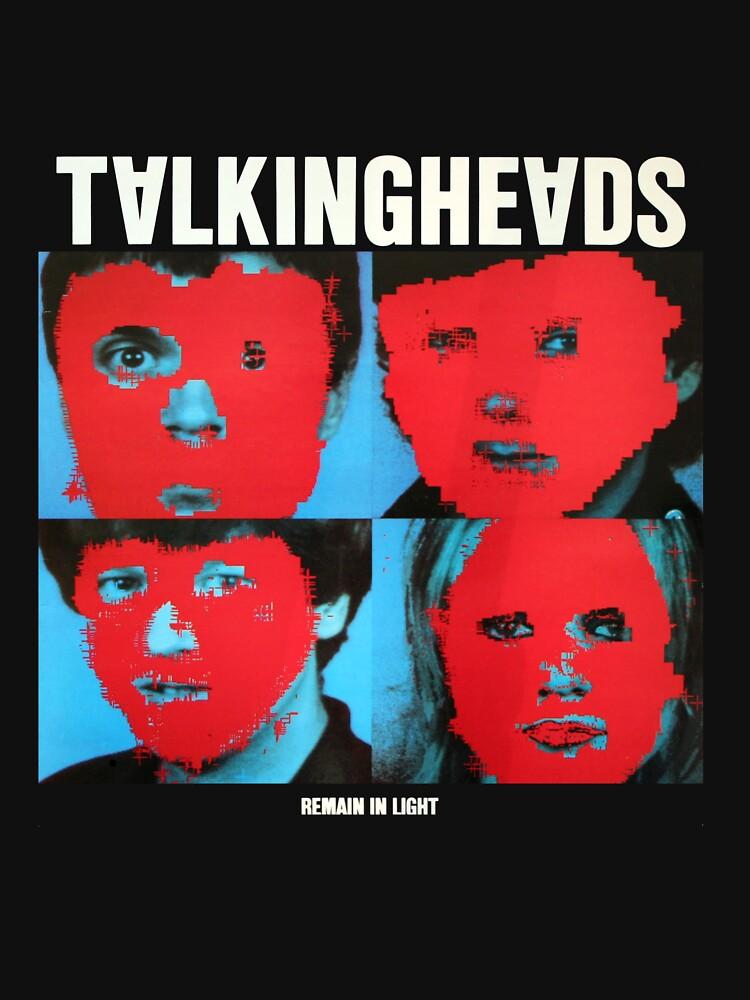 TShirtGifter presents: Talking Heads - Remain in Light | Unisex T-Shirt