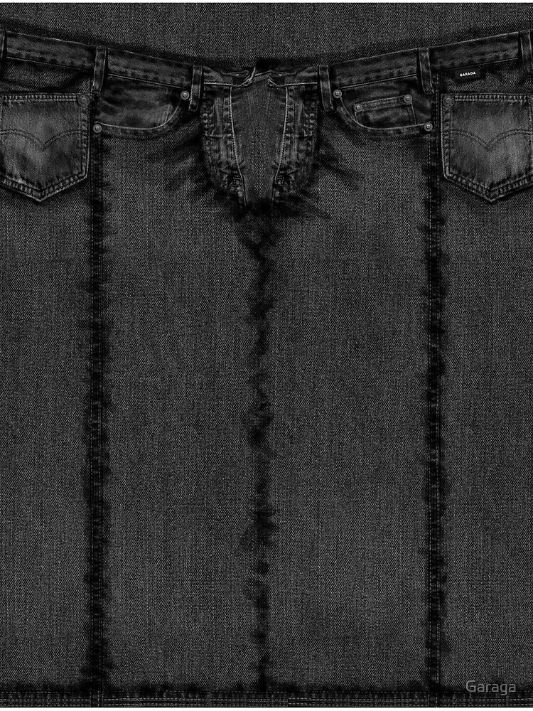 Classic Style Black Jeans by Garaga