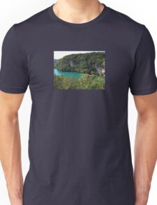 Jungle River in Croatia Unisex T-Shirt
