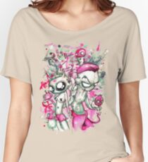 Pink Zef Women's Relaxed Fit T-Shirt