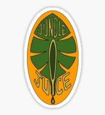 Jungle Juice Sticker