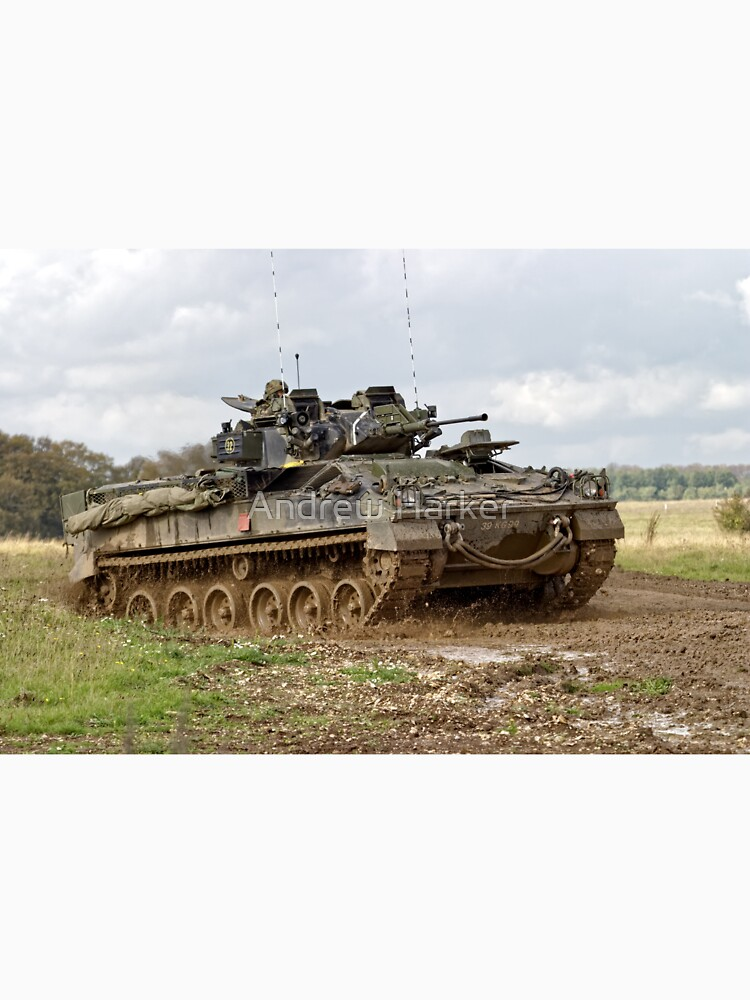 British Army Warrior Infantry Fighting Vehicle by AndyHkr