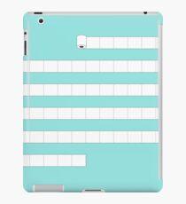 (very) Long Toilet Paper iPad Case/Skin