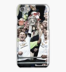 Manchester United - FA Cup 2016 Winners iPhone Case/Skin