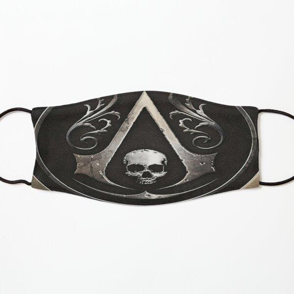 Logo drapeau noir Assassins Creed Masque enfant