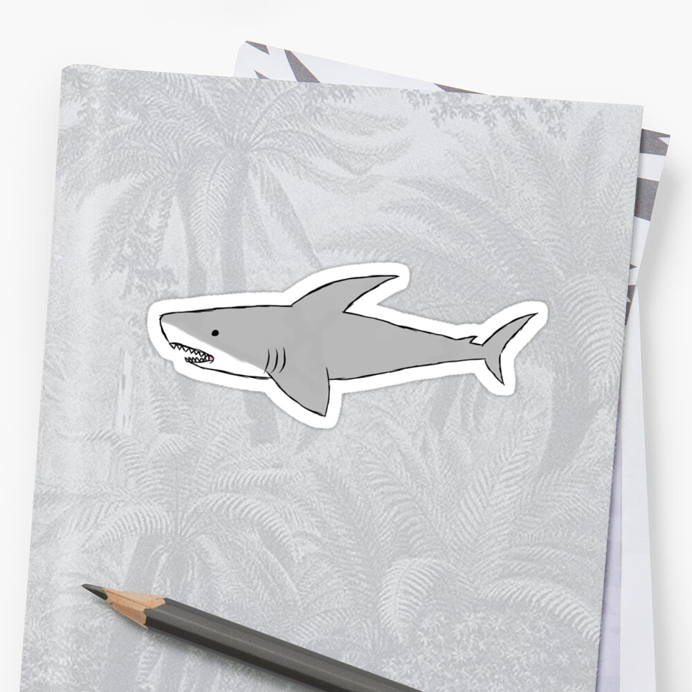 Shark by chibimonkeyking