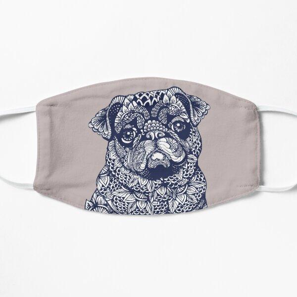 Mandala of Pug Flat Mask