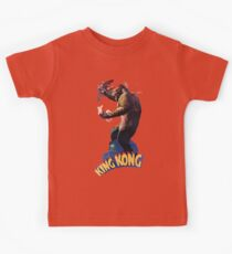 King Kong Retro Kids Clothes