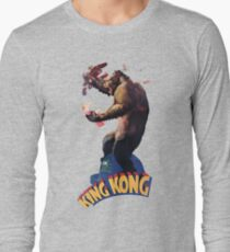 King Kong Retro Long Sleeve T-Shirt