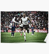 Manchester United - FA Cup 2016 - Jesse Lingard Poster