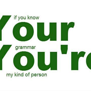 Grammar by jonnyrizla