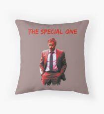 Jose Mourinho The Special one (T-shirt, Phone Case & more) Throw Pillow