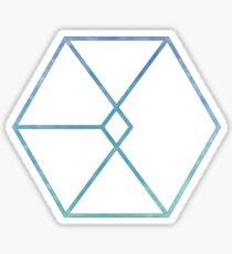 EXO Logo Sticker