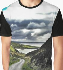 Beautiful Irish Afternoon in Donegal Graphic T-Shirt
