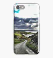 Beautiful Irish Afternoon in Donegal iPhone Case/Skin
