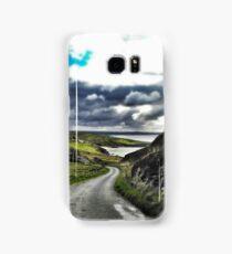 Beautiful Irish Afternoon in Donegal Samsung Galaxy Case/Skin