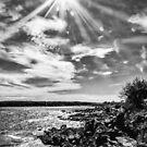 York Beach, ME by Linda Gregory