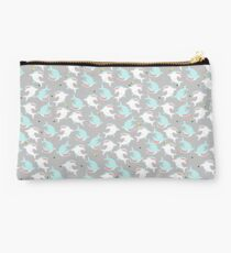 Threat of the Whale Shark Studio Pouch