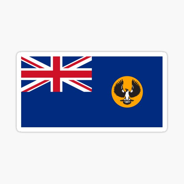 Flag of South Australia Sticker