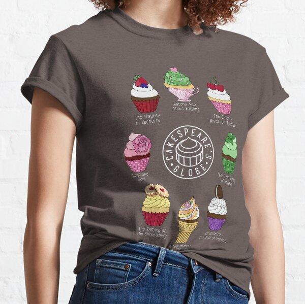 Cakespeare's Globe Classic T-Shirt