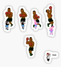 Tyson TKO 2 Sticker