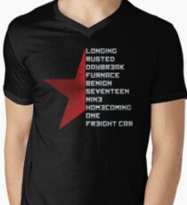 Code Comply Of Winter Soldier T-Shirt