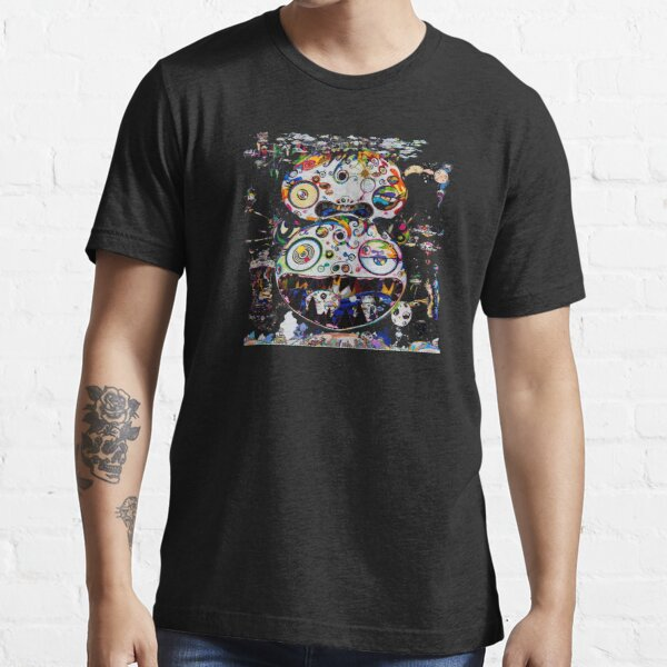 Veo el arte del monstruo Camiseta esencial