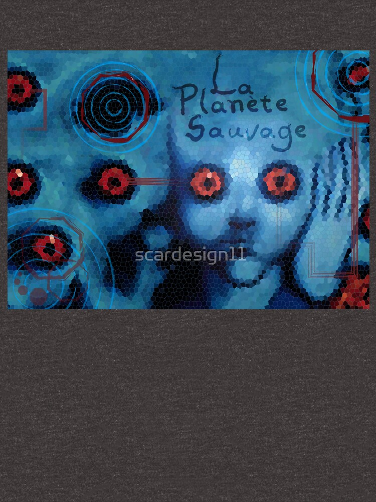 La Planete Sauvage by scardesign11