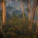 Smoke Gets In My Eyes #1 - Painted - The HDR Experience by Philip Johnson