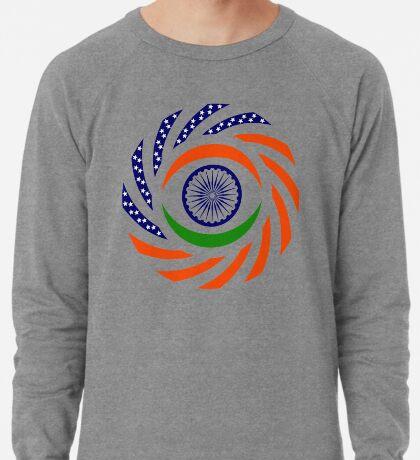 Indian American Multinational Patriot Flag Series Lightweight Sweatshirt
