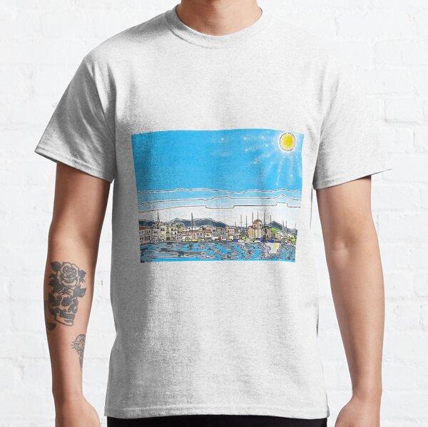 Aegina Harbour Classic T-Shirt