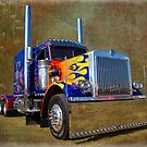 Optimus Peterbilt by Keith Hawley