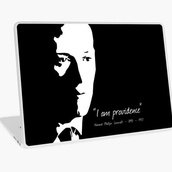 HP Lovecraft - I am Providence Laptop Skin