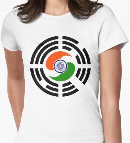 Korean Indian Multinational Patriot Flag Series T-Shirt