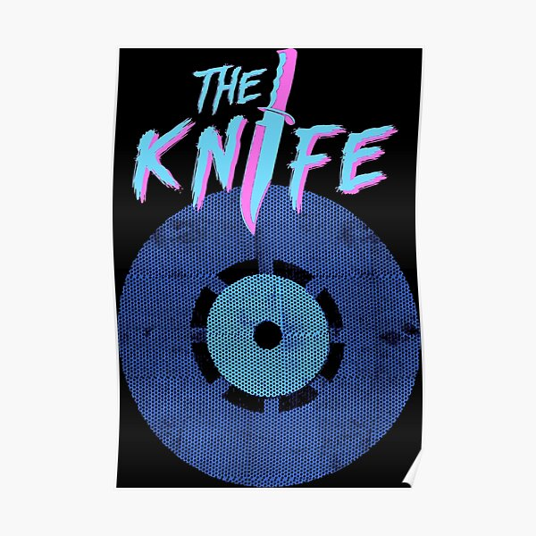 The Knife - Silent Shout Poster