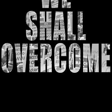 We Shall Overcome: March on Washington, 1963 II by Imagineer29