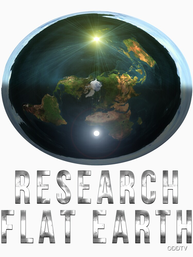 Research Flat Earth by ODDTV