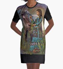 the horse whisperer Graphic T-Shirt Dress