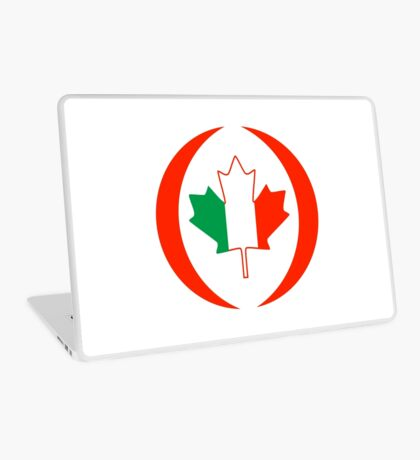 Irish Canadian Multinational Patriot Flag Series Laptop Skin