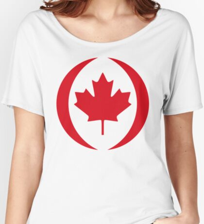Canadian Patriot Flag Series 1.0 Relaxed Fit T-Shirt