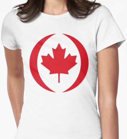 Canadian Patriot Flag Series 1.0 T-Shirt