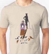 Crazy Cat Lady (Catwoman) Unisex T-Shirt