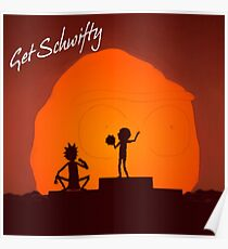 Get Schwifty Poster