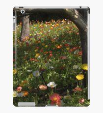 Poppy Hill iPad Case/Skin