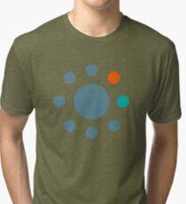 Hubski Shirt - Logo - No Text Tri-blend T-Shirt