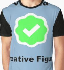 Verified 2 Graphic T-Shirt
